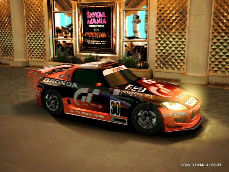 18-The Honda S2000 LM Race Car With Two Car Numbers 30 & 33.jpg