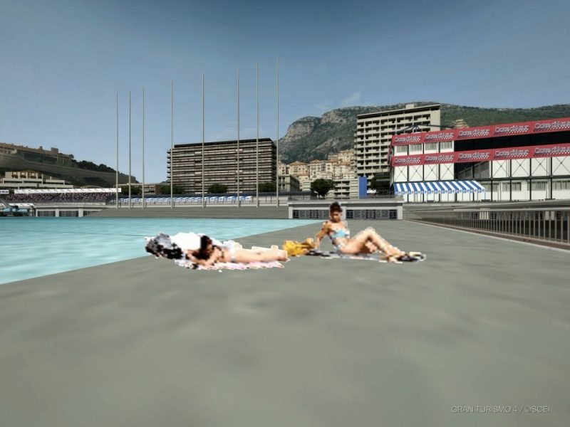 2-Côte d'Azur Glitch With Two Pool Girls.JPG