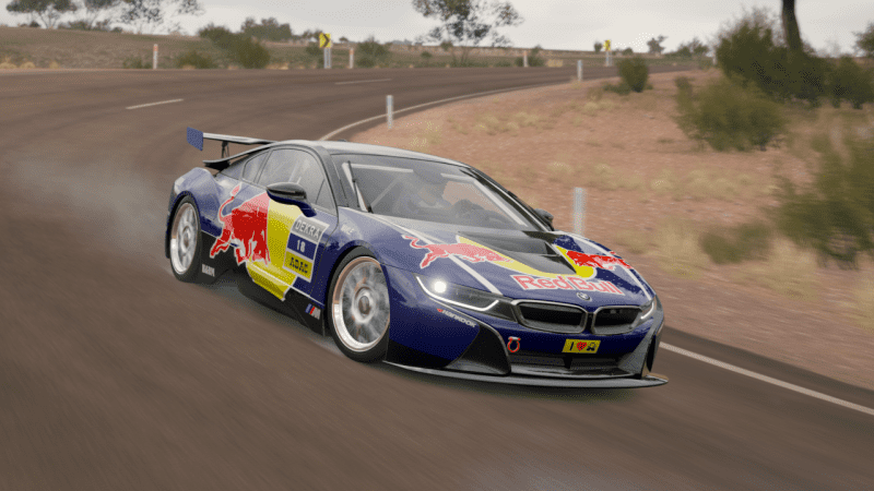 2015 BMW i8 #18 Red Bull.png