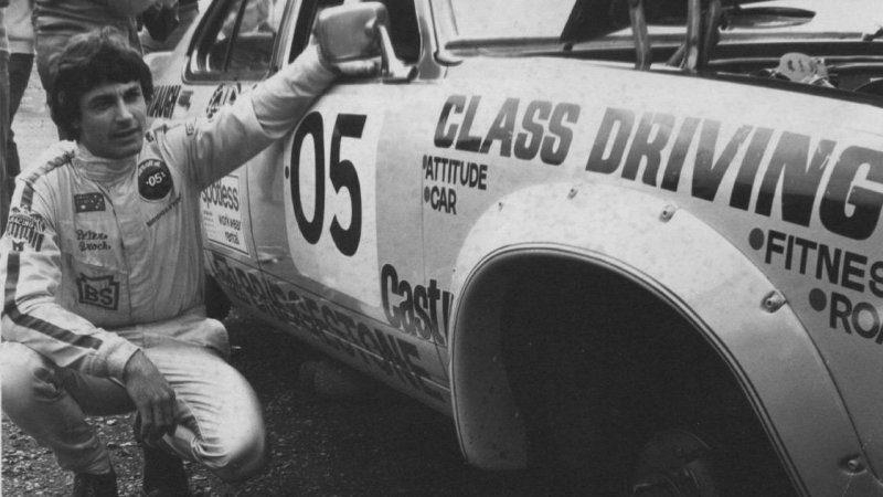 #5  Race legend Peter Brock at the Bathurst 1000 in 1972.jpg
