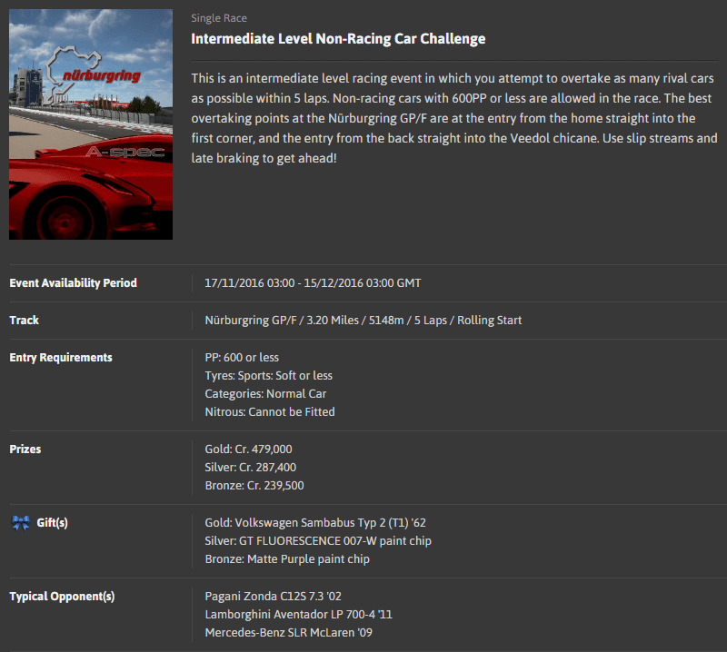 A-spec #47 Intermediate Level Non-Race Car Challenge @ Nürburgring GP~F.png