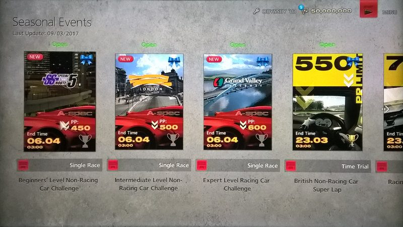 A-spec [#51] Beginner Level Non-Race Car Challenge @ Special Stage Route 5 Clubman.jpg
