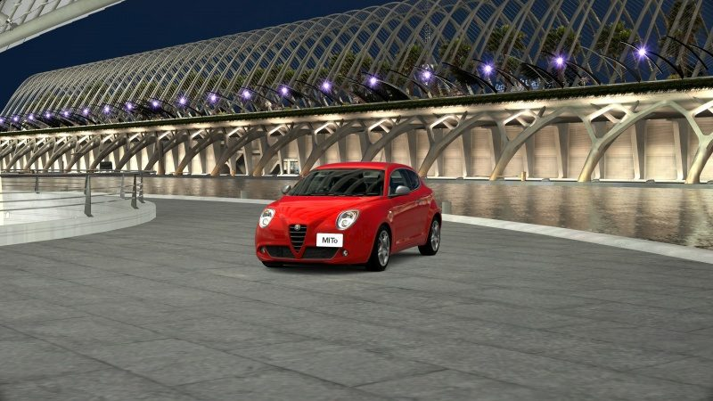 Alfa Romeo MiTo 1.4 T Sport '09 (Prize Car)-At City of Arts and Sciences Night.jpg
