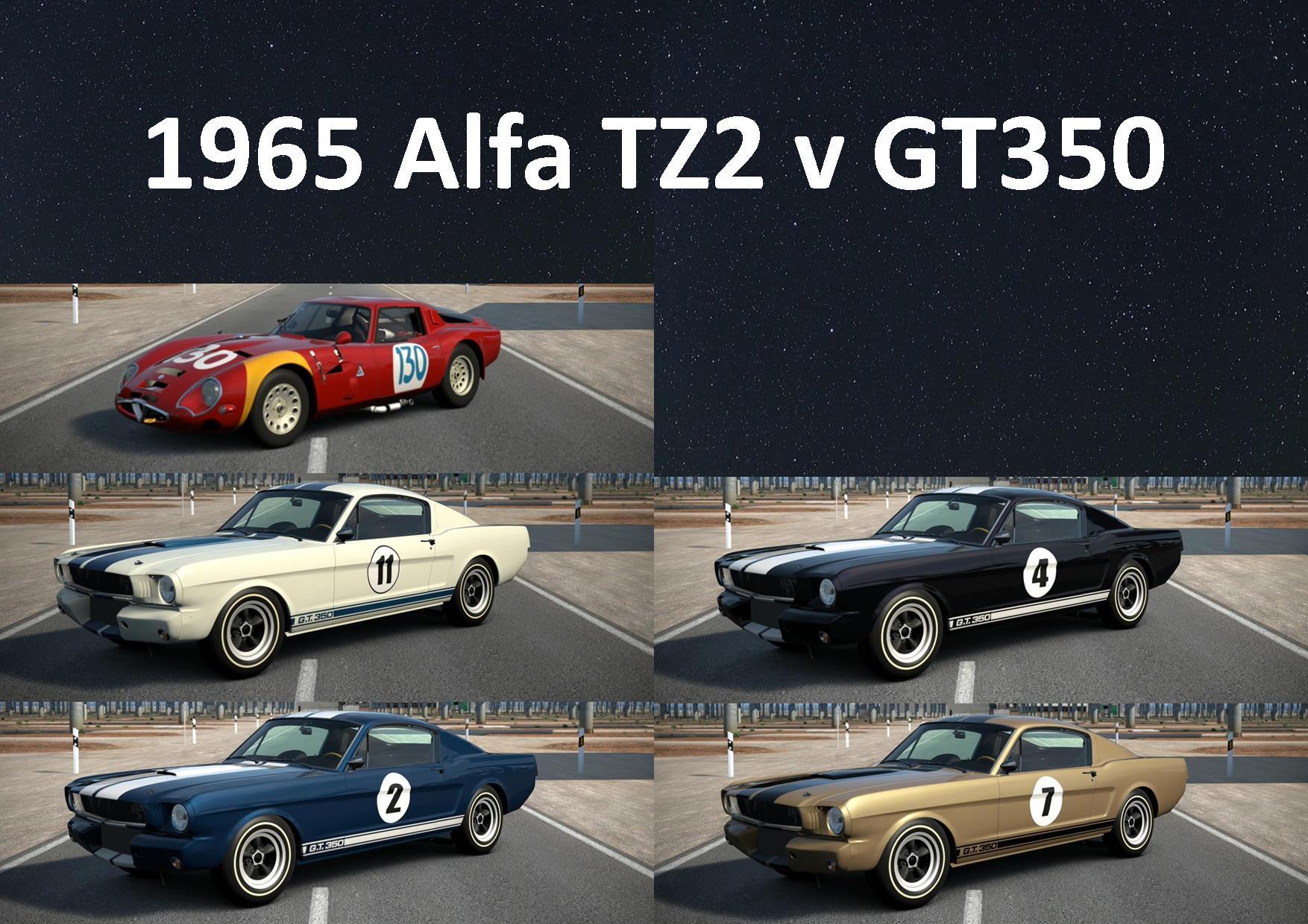 Alfa TZ2 v GT350 Poster.jpg