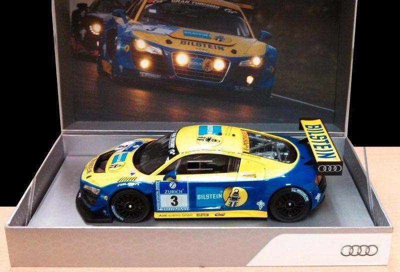 Audi OEM R8 LMS Ultra Team Phoenix Racing #3 Nürburgring 24Hr Winner 2012 1.18 (1).JPG