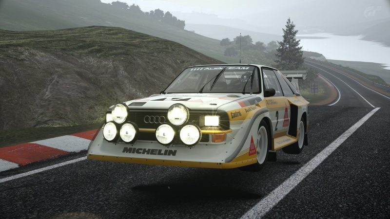 Audi quattro S1 Rally Car '86-At Circuito de la Sierra Time Rally 1.jpg