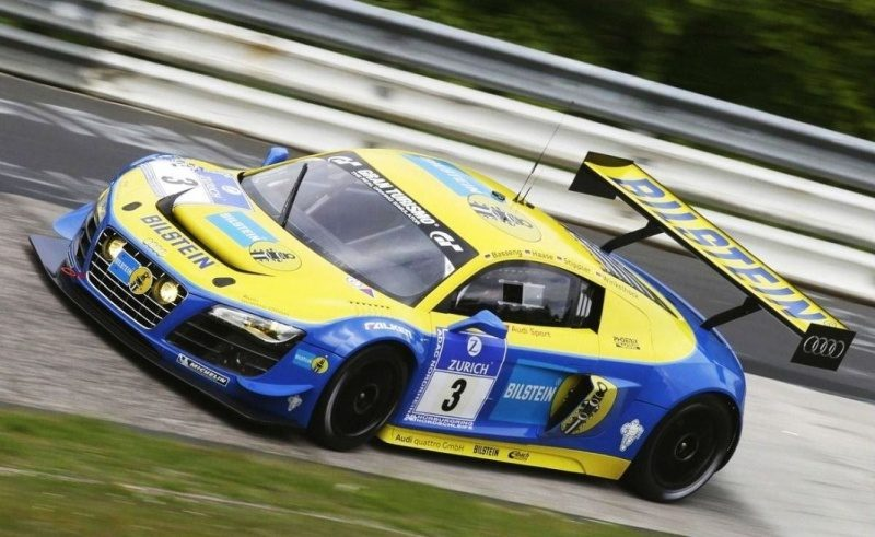 Audi Sport R8 LMS Ultra #3 Team Phoenix '12-Real Car Winner At Nürburgring 24Hr 2012 (1).jpg