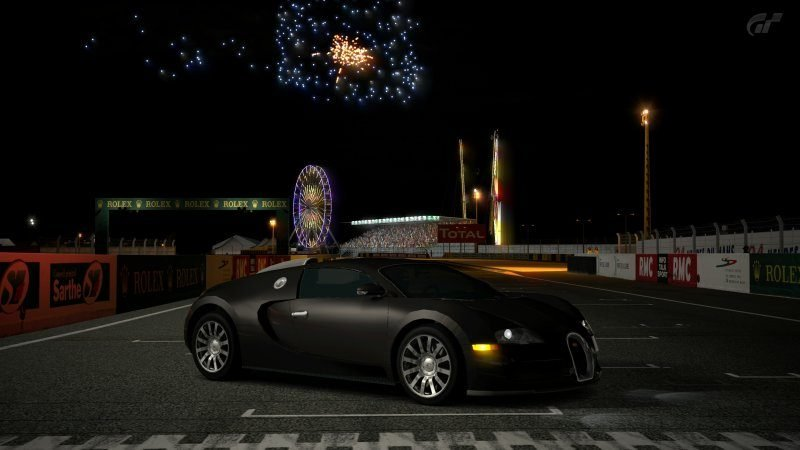 Bugatti Veyron 16.4 '09 Standard GTPSP GE Special Color # 28 Black M.jpg