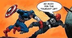Captain America - So much for the tolerant left.jpg