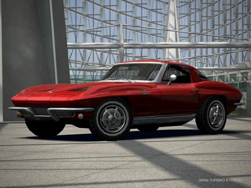 Chevrolet Corvette Coupe (C2) '63 (Medium White Walls).JPG