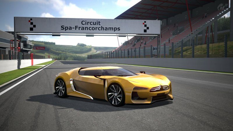 Citroën GT by Citroën Concept '08-Standard Version GTPSP GE Hidden Color # D Yellow.jpg