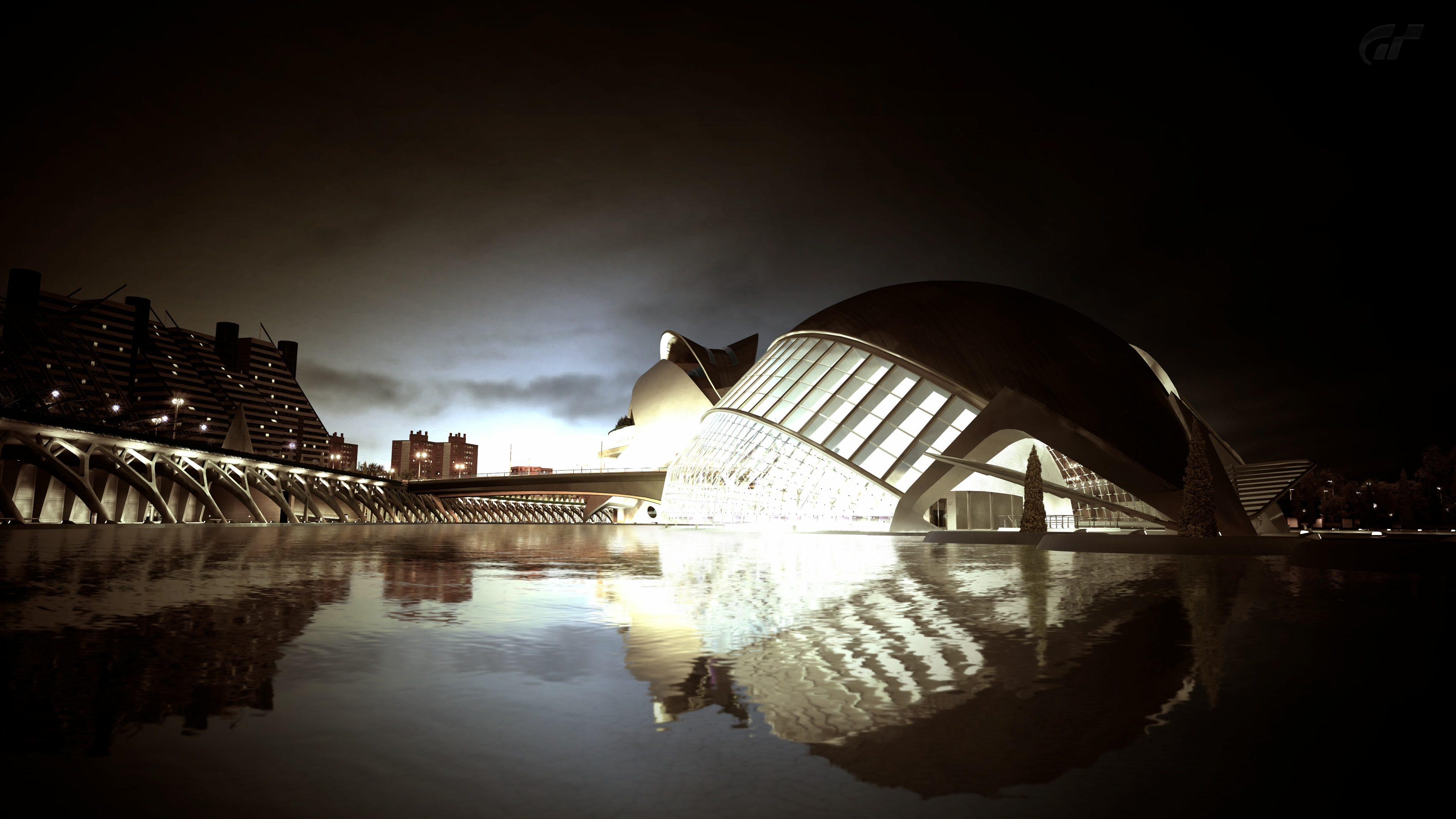 City of Arts and Sciences - Night.jpg