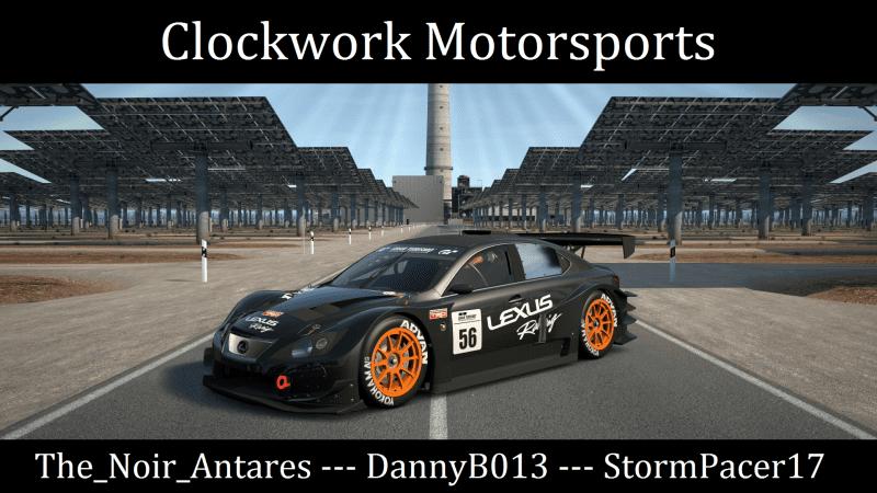 CLOCKWORK MOTORSPORTS LEXUS IS350.png