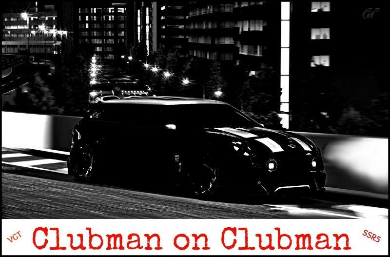 Clubman on Clubman.jpg