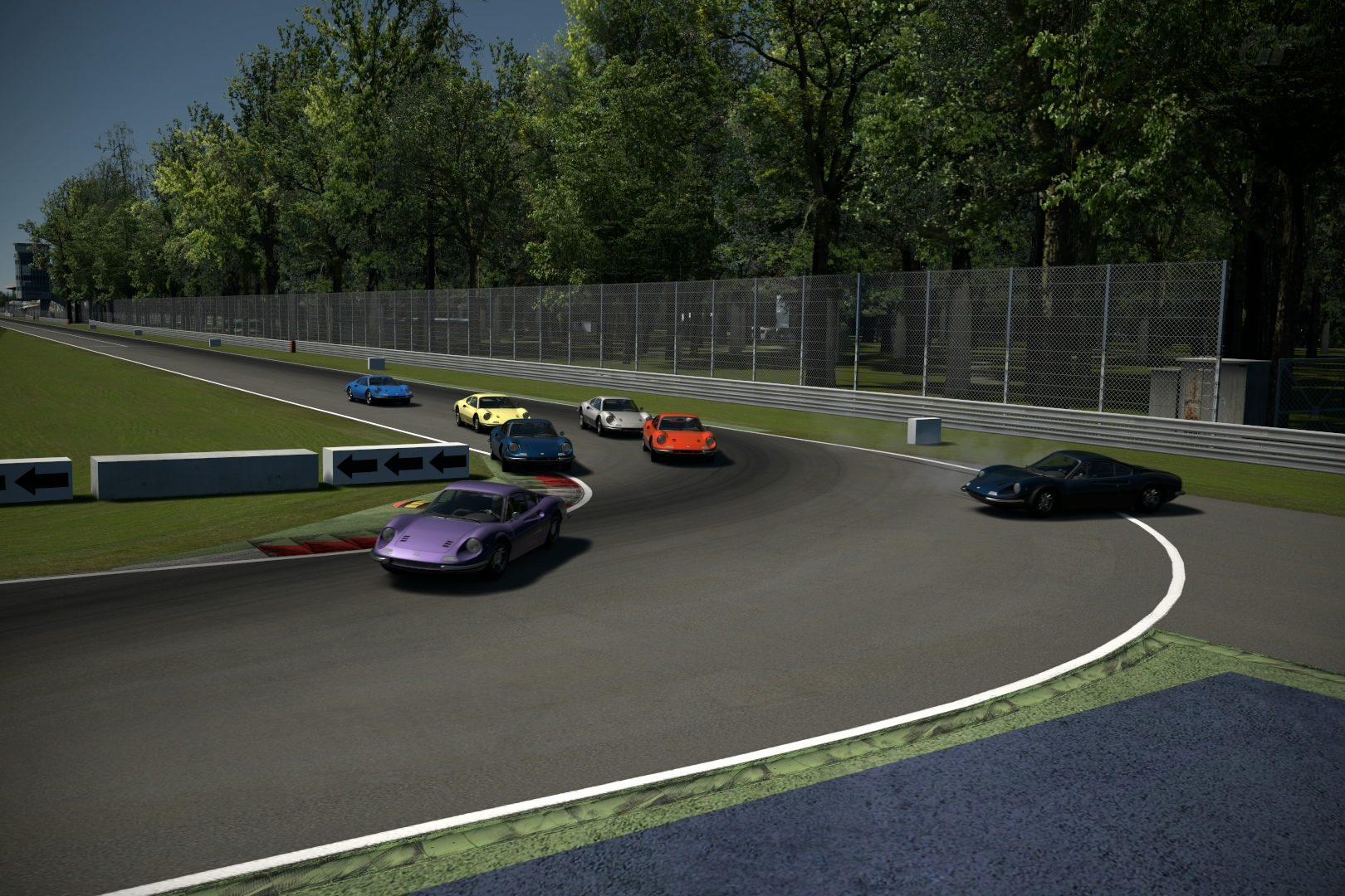 Dino 1st Chicane Race 2.jpg