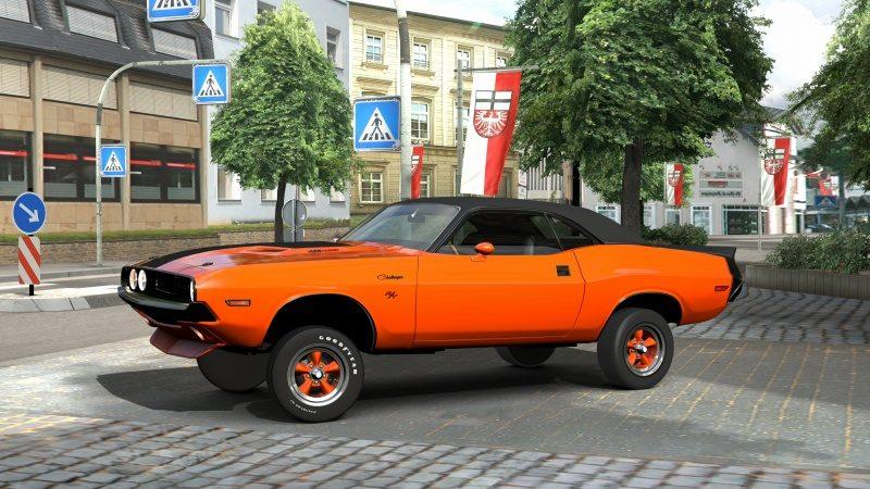 Dodge Challenger RT '70 426 Hemi Drag Race Gasser.jpg