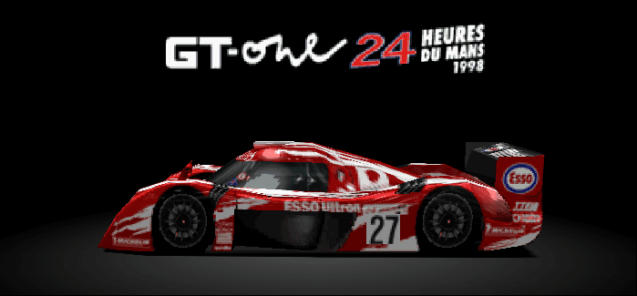 Esso GT-One GT1.png