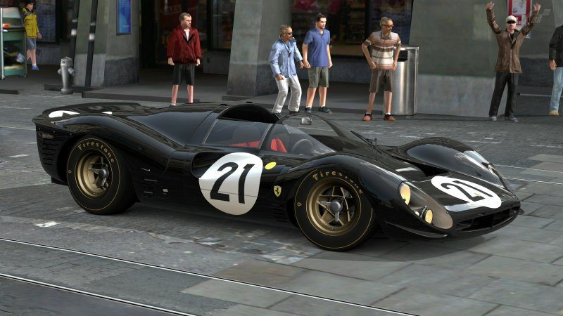 Ferrari 330 P4 Race Car '67 Special Nero Black.jpg