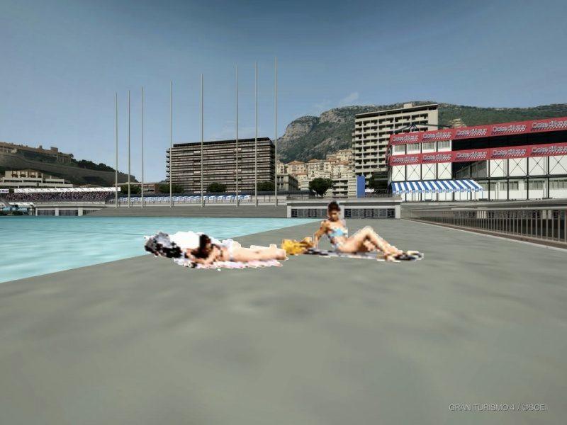 Glitch With Two Pool Girls.JPG