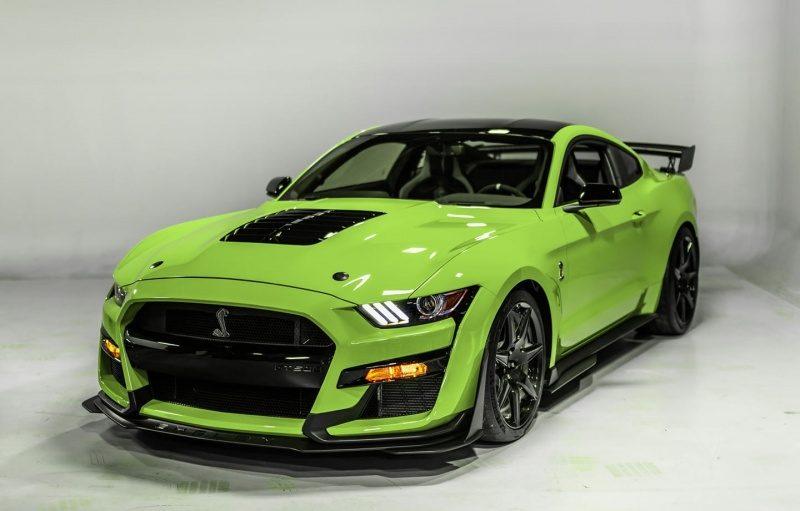 Grabber Lime Mustang.JPG