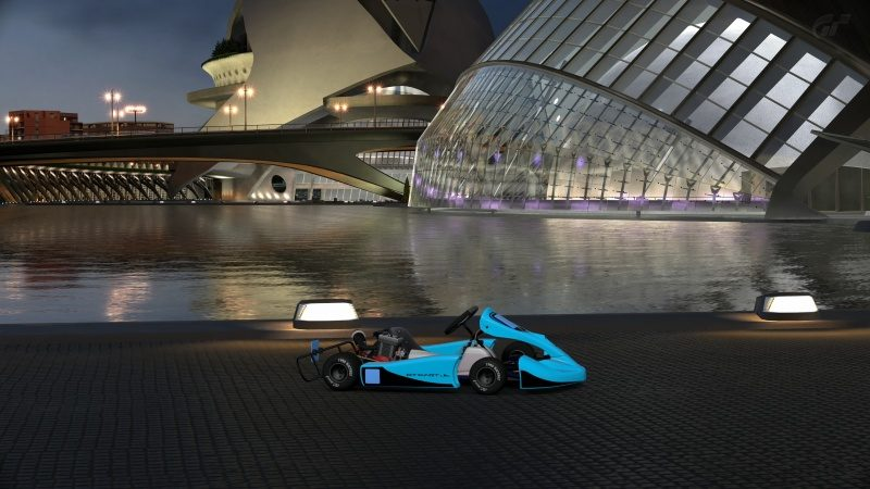 GT Racing Kart Junior (Prize Car)-At City of Arts and Sciences Night.jpg