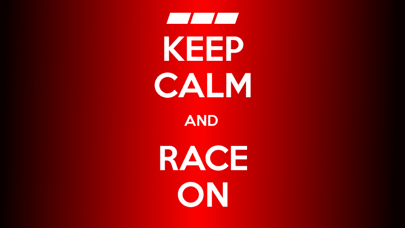 GTW Keep Calm and Race On.png