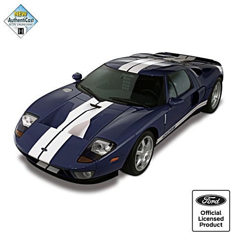 Hamilton Collection Ford GT 2005 Resin 1.18-1.JPG