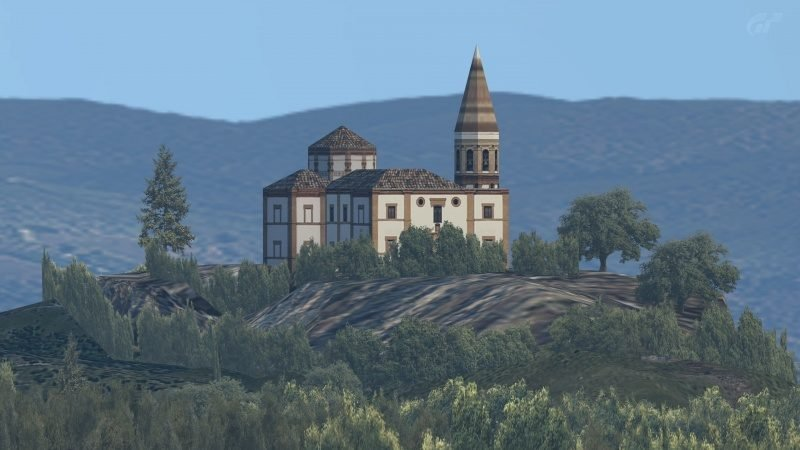 Hilltop Mystery Castle At Andalusia Sample Track.jpg
