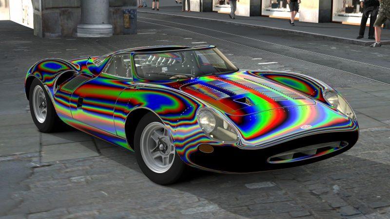 Jaguar XJ13 Race Car '66 Special Color 5727cc-1.jpg