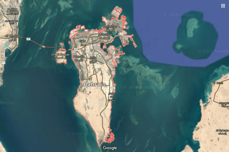 Kingdom of Bahrain Map.png
