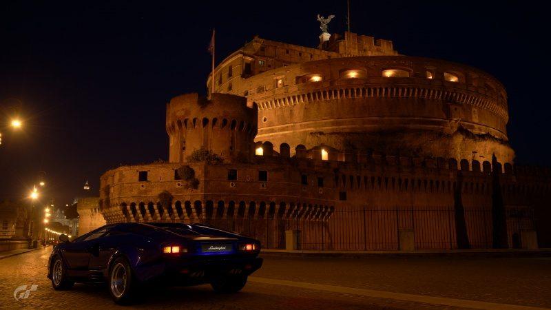 Lamborghini Countach - on the street.jpg