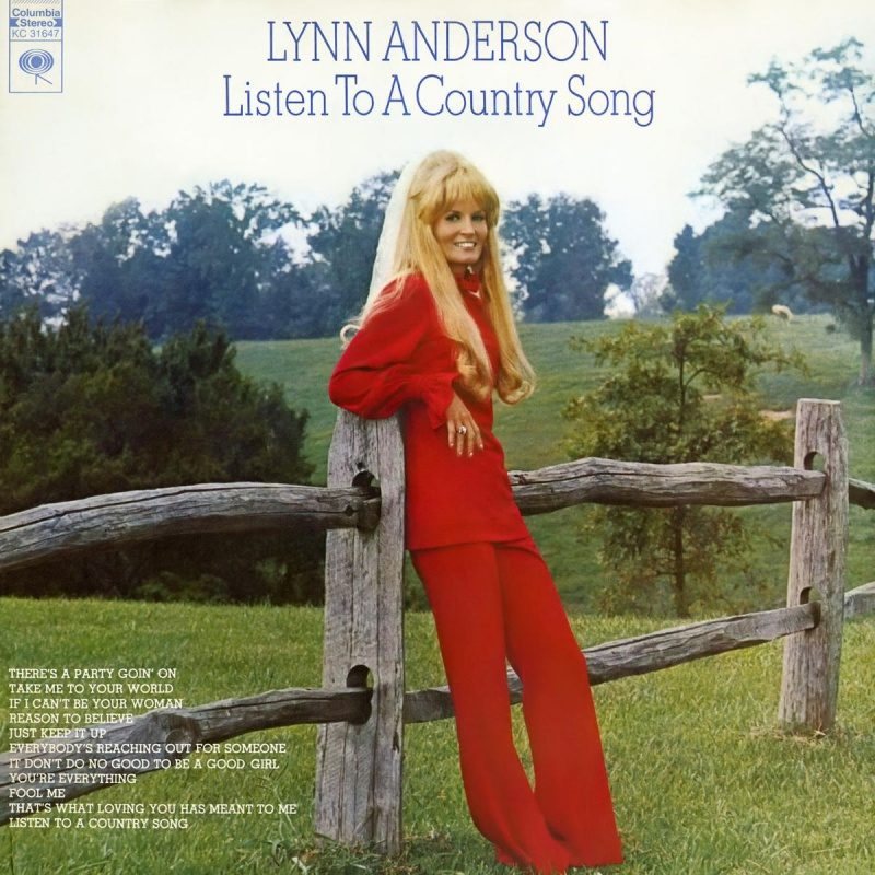 Lynn Anderson - Listen to a Country Song 1.jpg