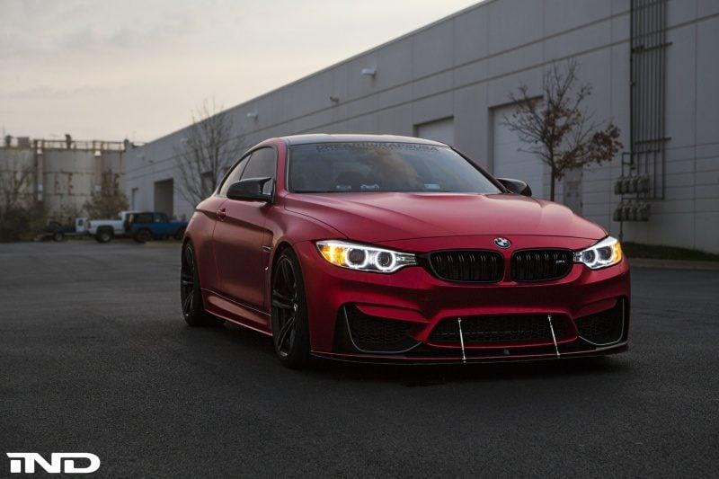 Matte Red BMW.jpg