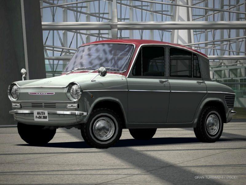 Mazda Carol 360 Deluxe '62 (Medium White Walls).JPG