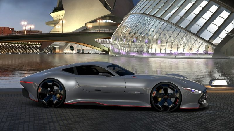 Mercedes-Benz AMG Vision GT (Gift)-At City of Arts and Sciences Night.jpg