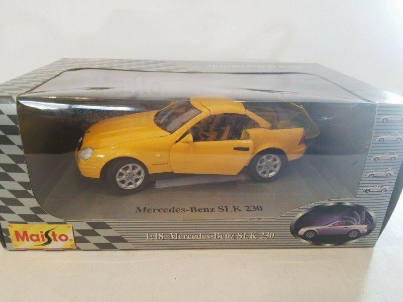 Mercedes-Benz SLK 230 Kompressor '98-Maisto 1.18 Replica 1.jpg