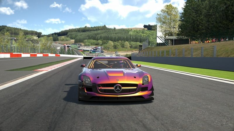 Mercedes-Benz SLS AMG GT3 '11 Tuned With Custom Paint-At Circuit de Spa Francorchamps 15.jpg