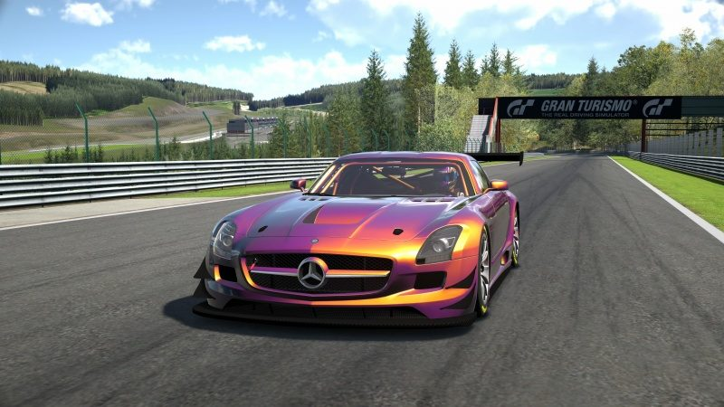 Mercedes-Benz SLS AMG GT3 '11 Tuned With Custom Paint-At Circuit de Spa Francorchamps 17.jpg