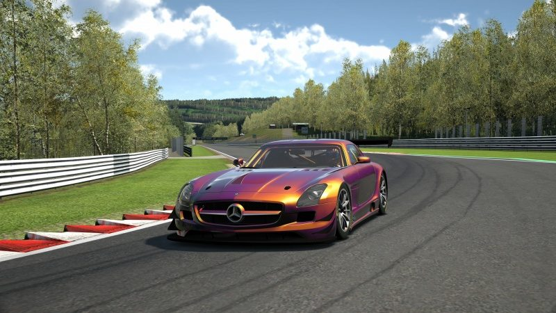 Mercedes-Benz SLS AMG GT3 '11 Tuned With Custom Paint-At Circuit de Spa Francorchamps 19.jpg