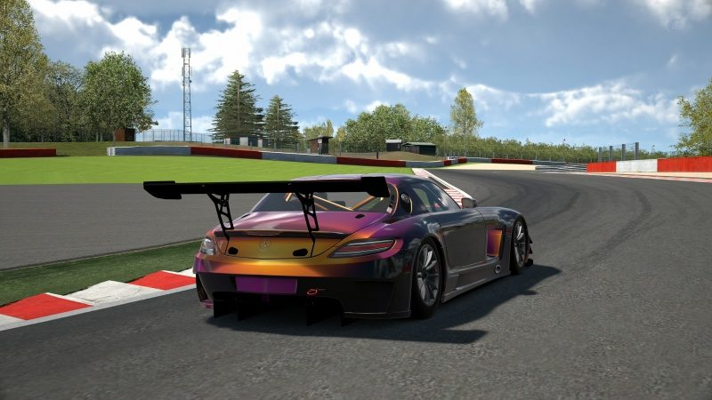 Mercedes-Benz SLS AMG GT3 '11 Tuned With Custom Paint-At Circuit de Spa Francorchamps 20.jpg