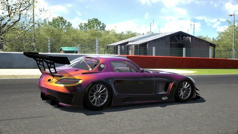 Mercedes-Benz SLS AMG GT3 '11 Tuned With Custom Paint-At Circuit de Spa Francorchamps 22.jpg