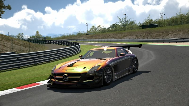 Mercedes-Benz SLS AMG GT3 '11 Tuned With Custom Paint-At Circuit de Spa Francorchamps 23.jpg
