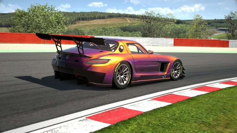 Mercedes-Benz SLS AMG GT3 '11 Tuned With Custom Paint-At Circuit de Spa Francorchamps 24.jpg
