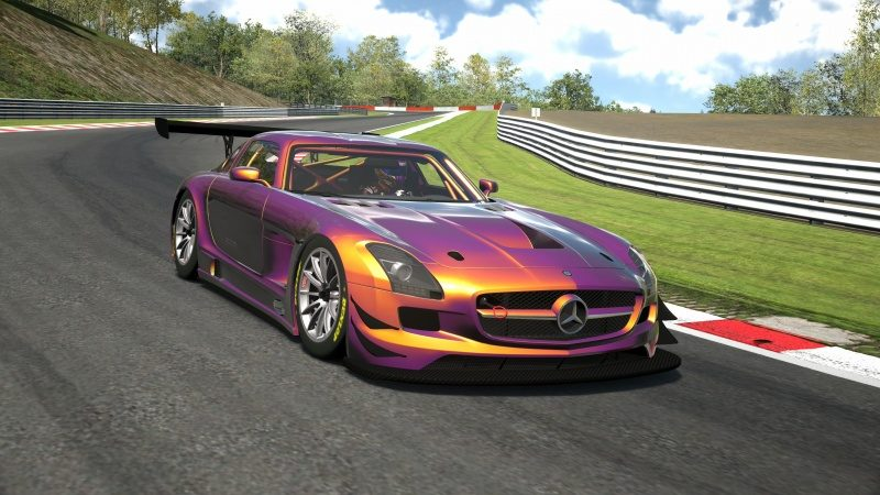 Mercedes-Benz SLS AMG GT3 '11 Tuned With Custom Paint-At Circuit de Spa Francorchamps 25.jpg
