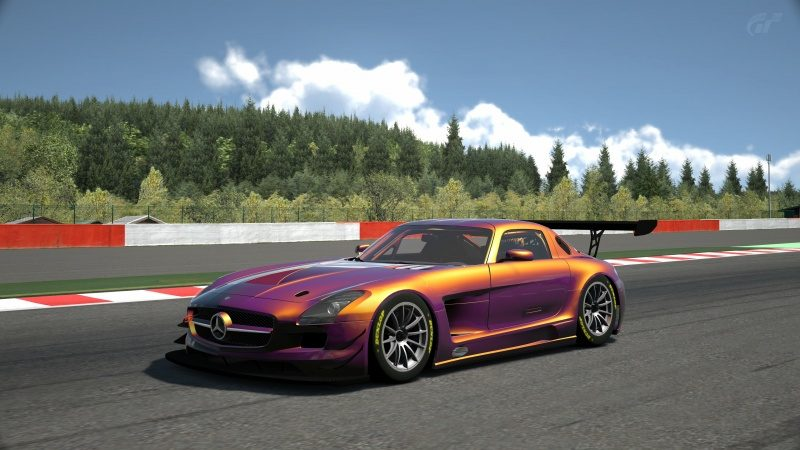 Mercedes-Benz SLS AMG GT3 '11 Tuned With Custom Paint-At Circuit de Spa Francorchamps 29.jpg