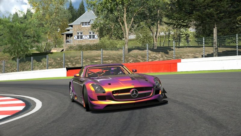 Mercedes-Benz SLS AMG GT3 '11 Tuned With Custom Paint-At Circuit de Spa Francorchamps 3.jpg