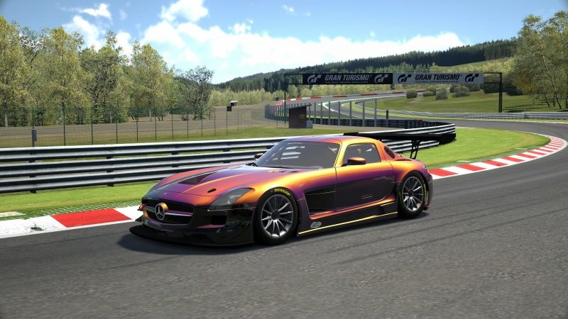 Mercedes-Benz SLS AMG GT3 '11 Tuned With Custom Paint-At Circuit de Spa Francorchamps 31.jpg