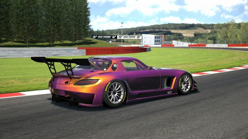 Mercedes-Benz SLS AMG GT3 '11 Tuned With Custom Paint-At Circuit de Spa Francorchamps 32.jpg