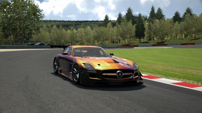 Mercedes-Benz SLS AMG GT3 '11 Tuned With Custom Paint-At Circuit de Spa Francorchamps 33.jpg