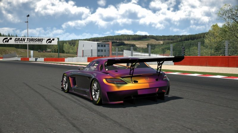 Mercedes-Benz SLS AMG GT3 '11 Tuned With Custom Paint-At Circuit de Spa Francorchamps 34.jpg